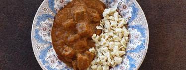 Goulash con spätzle: receta tradicional húngara