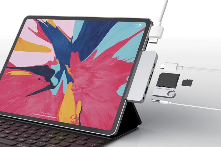 Hyper pone a la venta su hub USB-C para iPad Pro y una nueva batería de 27.000 mAh para cargar hasta el MacBook
