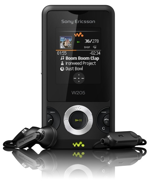 Foto de Sony Ericsson W205 (9/10)