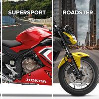 Las Honda CBR500R, CB500F y CB500X se renuevan: pocos cambios, nuevos colores y Euro5 para todas