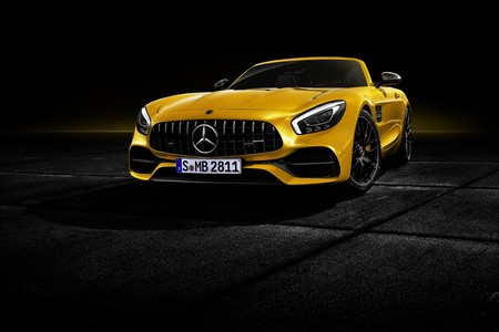 Mercedes Amg Gt S Roadster 2019 003
