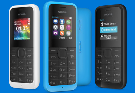 New Nokia 105 Feat