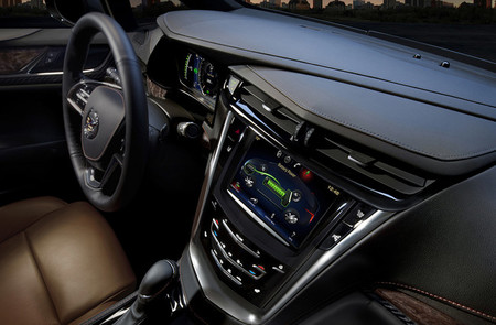 Salpicadero Cadillac ELR