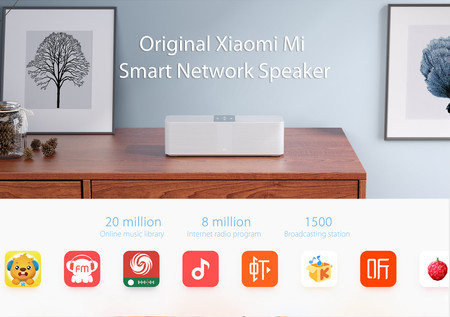 Venta Flash: Xiaomi Mi Smart Network Speaker, un altavoz Bluetooth con 30W de potencia, por 66,47 euros
