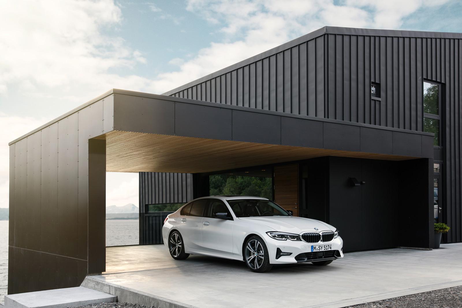 Foto de BMW Serie 3 2019 (54/131)