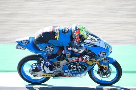 Alonso Lopez Moto3 Brno 2019