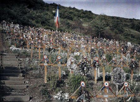 H Cementerio En Alsacia