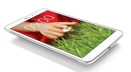 LG G Pad 8.3 ya está disponible por 299 euros
