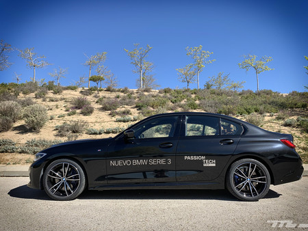 BMW Serie 3 2019 lateral
