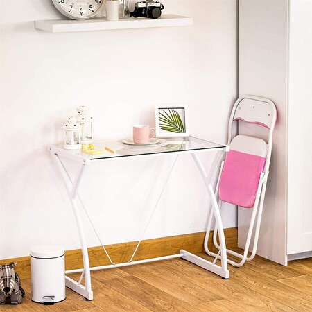Silla plegable de escritorio