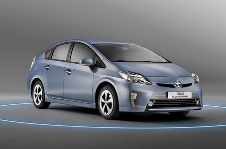 Toyota Prius enchufable