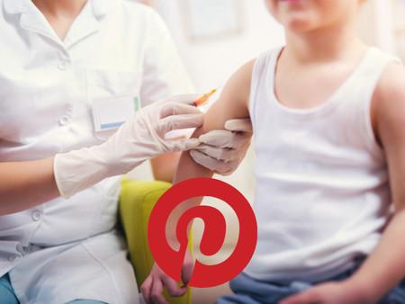 Pinterest lucha contra los antivacunas: sus resultados solo brindarán evidencia científica