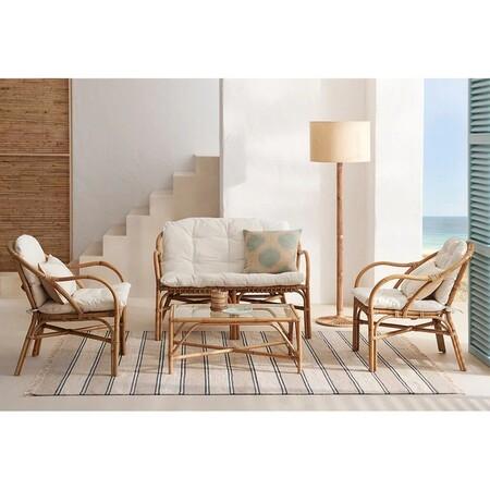 Ultima Llamada Para Renovar Tu Terraza Estos Muebles Rebajados En El Corte Ingles Son Perfectos Para Esos Espacios Pequenos