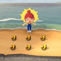 Cómo obtener recursos en Animal Crossing: New Horizons