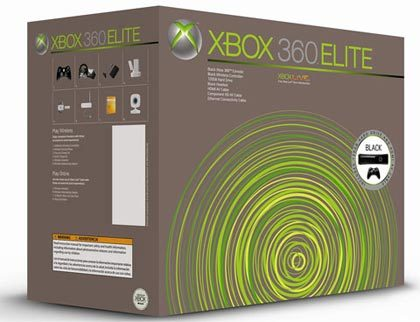 La Xbox 360 Elite se agota en Japón