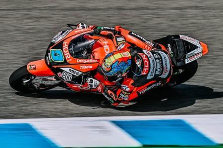 Jorge Navarro Jerez Moto2 2020