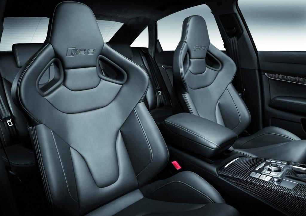 Foto de Audi RS6 sedán (9/12)