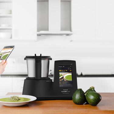 Robot de cocina multifunción Taurus, con WiFi incorporado y más de 10.000 recetas guiadas, con 200 euros de descuento y envío gratis
