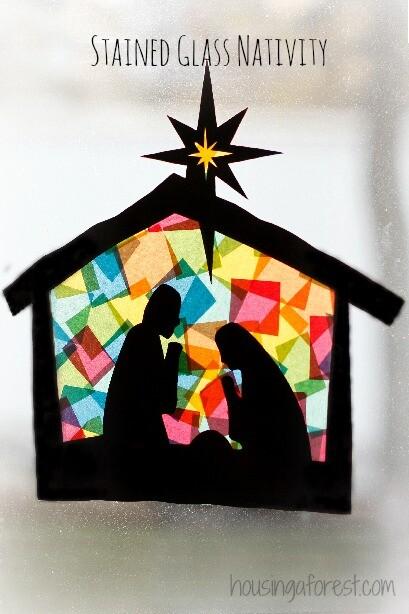 Manualidades Navidad Belen 03