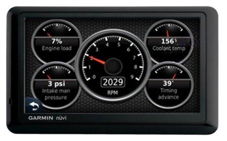 EcoRoute HD hace un poco más inteligentes a los GPS de Garmin