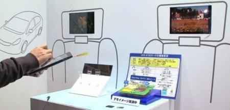 Panasonic muestra una demo conceptual de WiGig a 1Gbps