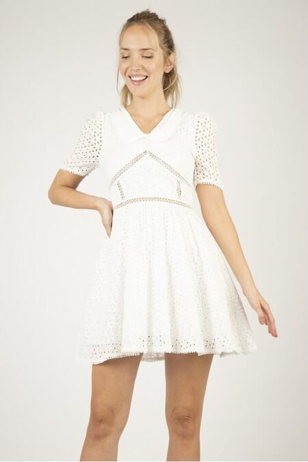 Vestido Alava Blanco
