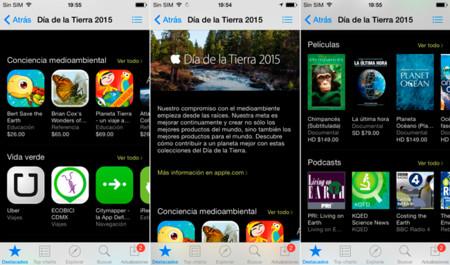 Dia De La Tierra App Store