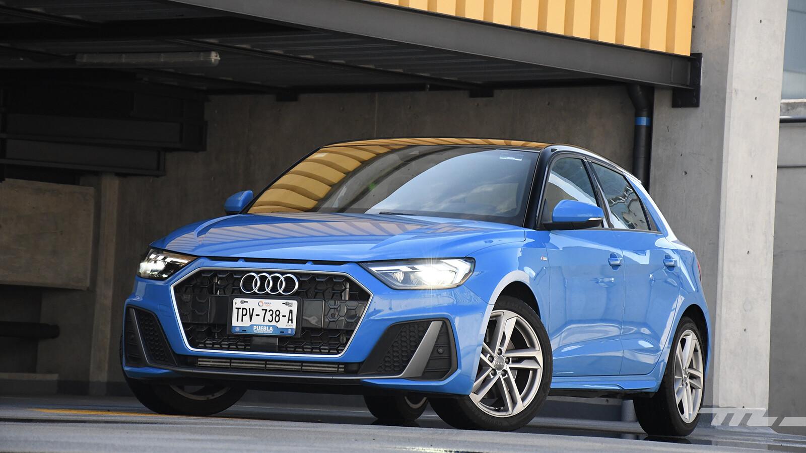 Foto de Audi A1 S-Line (prueba) (1/30)