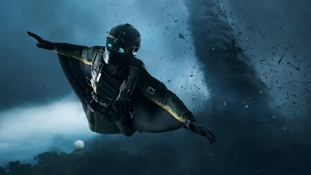 Battlefield 2042 deja patente la destrucción y constante acción que se vivirá en sus escenarios con su asombroso primer gameplay [E3 2021]