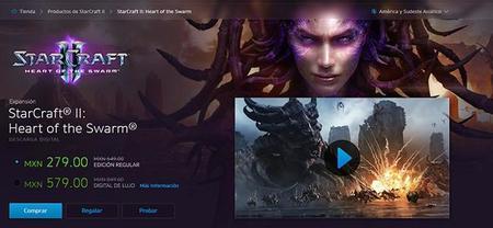 Starcraft II y World of Warcraft en oferta 02