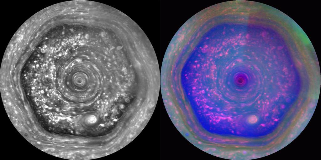 Hexagonos Cassini