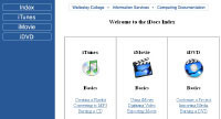 Aprende a usar iTunes, iMovie e iDVD gracias a Wellesley College