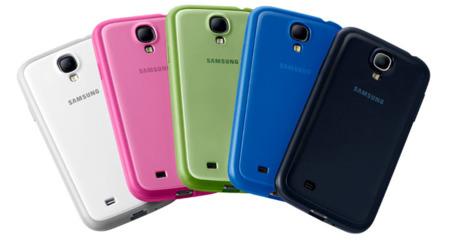 Samsung Galaxy S4, sus accesorios oficiales