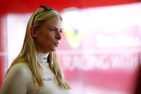 """La piloto de Le Mans Christina Nielsen sobre Carmen Jordá: """"Es realmente triste lo que representa"""""""