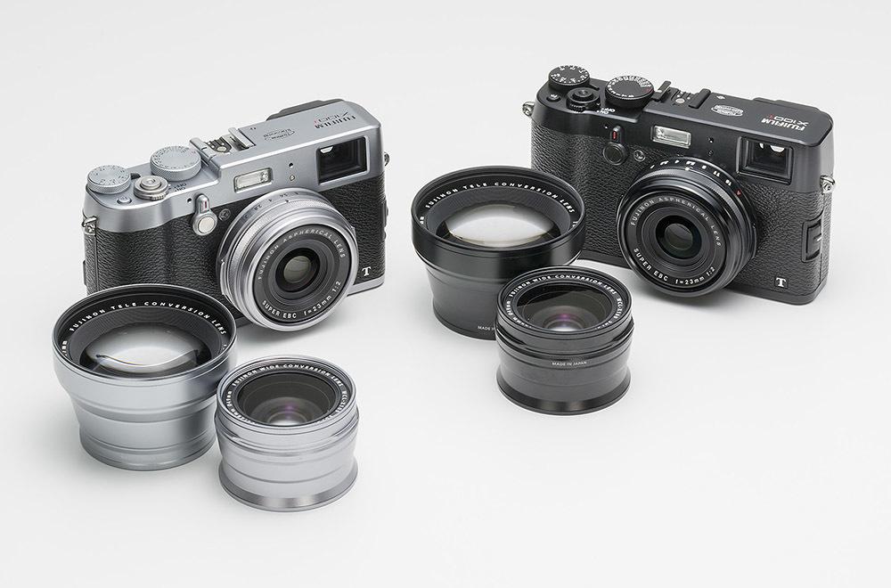 Foto de Fujifilm X100T (1/9)