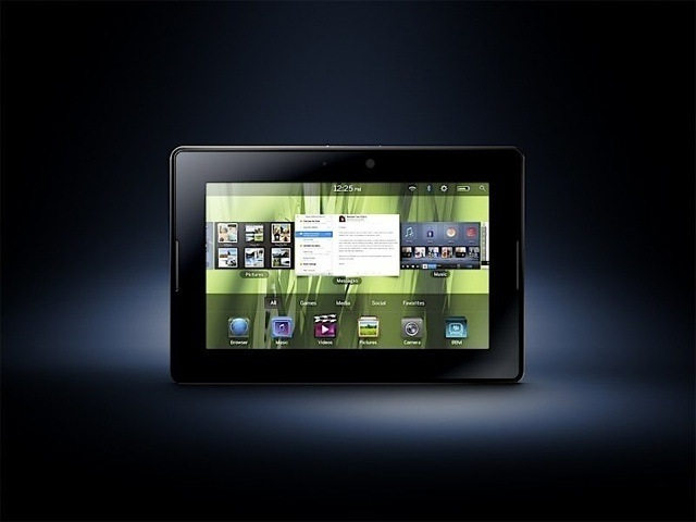 Foto de BlackBerry PlayBook, presentación oficial del tablet de RIM (9/11)