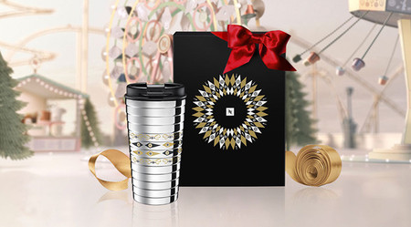 A Pure Festive Travel Mug Main