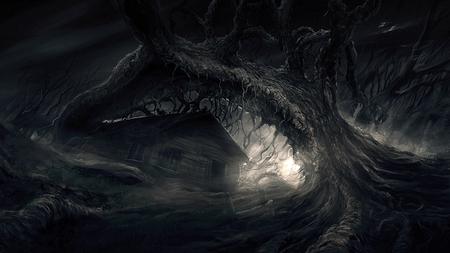 Los creadores de Darkwood han publicado su videojuego de terror en Pirate Bay