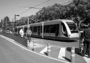 Vélez-Málaga inaugura el primer tranvía de Andalucía
