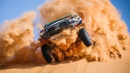 Yazeed Al-Rajhi es profeta en su tierra y se lleva el triunfo que nadie quería antes de la etapa clave del Dakar
