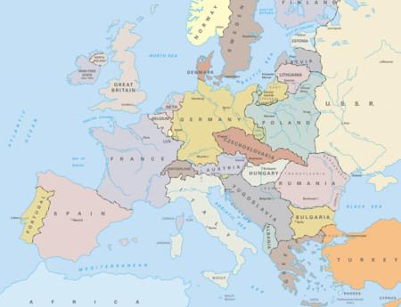 Europa 1919
