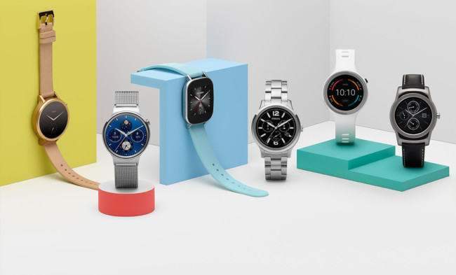 Android Wear Collection