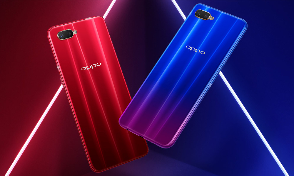 OPPO RX17 Neo, the new mid-range chinese bet for the fingerprint reader under the screen