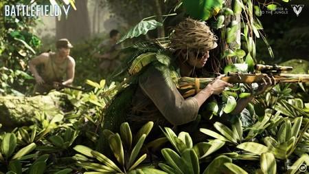 """El espíritu de Vietnam regresará en el DLC gratis """"En la jungla"""" de Battlefield V y aquí tienes un adelanto"""