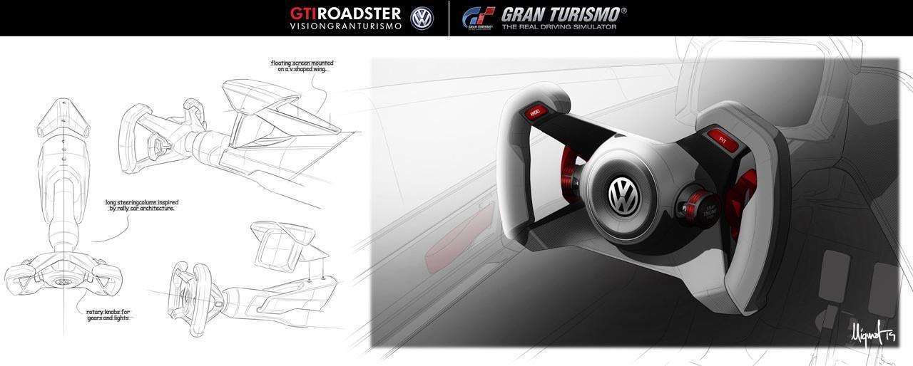 Foto de Volkswagen GTI Roadster Vision Gran Turismo (9/12)