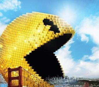 'Pixels', carteles de la invasión de los videojuegos a la Tierra