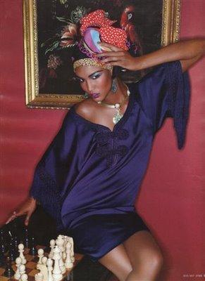 Foto de Sessilee Lopez, ¿La nueva Tyra Banks? (8/18)