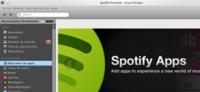 La plataforma de aplicaciones de Spotify llega al cliente de Linux