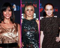 Hayden Panettiere, Jessica Alba y Lindsay Lohan juntas para potenciar el voto