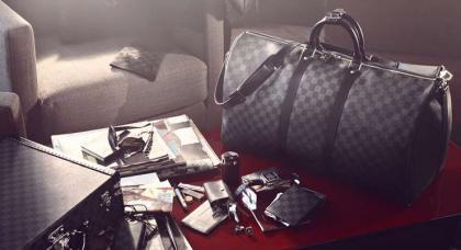 Damier Graphite, la nueva apuesta de Louis Vuitton